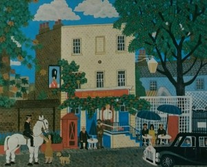 The Grenadier, London