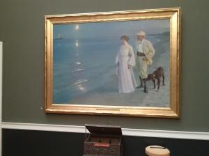 Konstnären och hans hustru